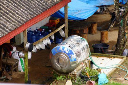 Нангет, Лаос