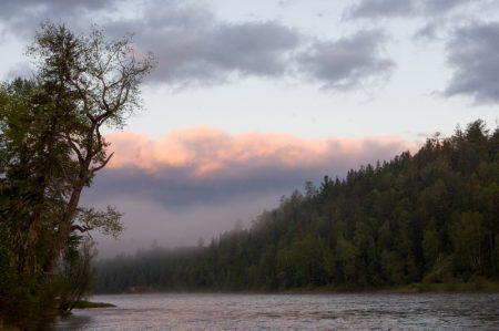 Сплав по реке Иркут