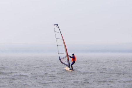 виндсёрфинг на Байкале