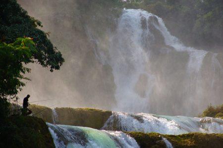 Водопад Банзек Датьян