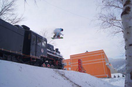 Сноубординг в Китае