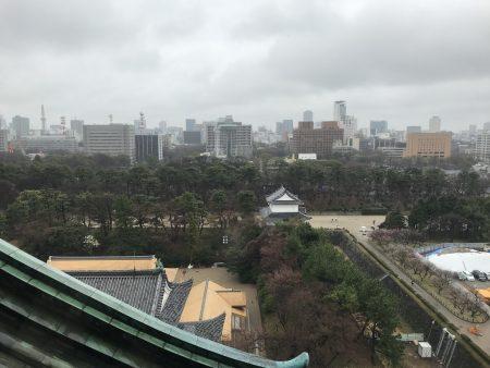 Вид на Нагоя