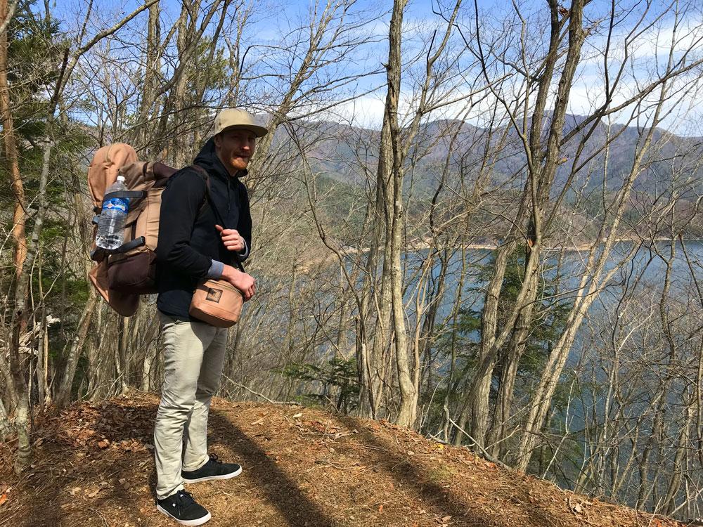 Рюкзак, чехол и сумка