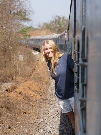На поездах по Индии