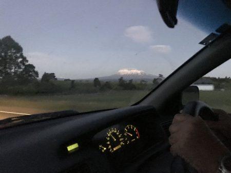 Автостоп в Новой Зеландии