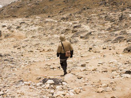 Тропа к базовому лагерю Эвереста
