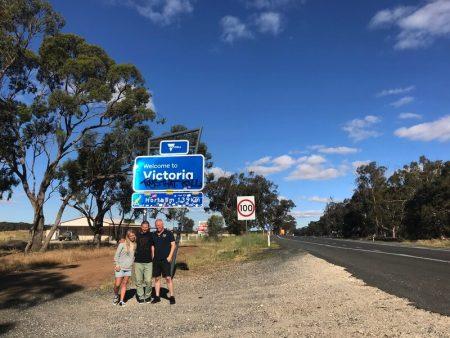 Автостоп в Австралии