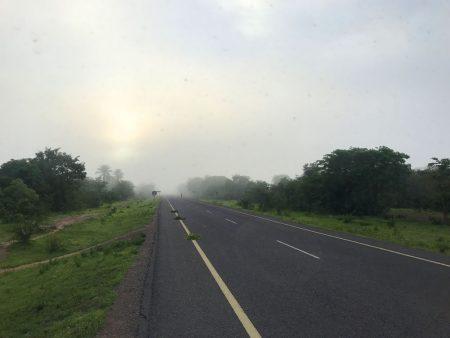 Автостопом по Африке