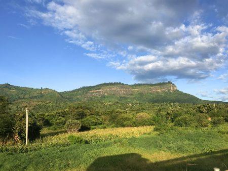 Автостоп в Кении