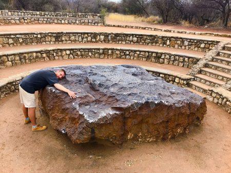 Метеорит Хоба