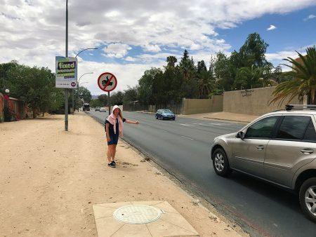 Автостопить запрещено