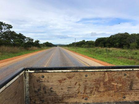 Дорога в Касаму