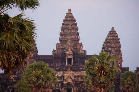 Angkor wat, Cambodia. 19.01.2019