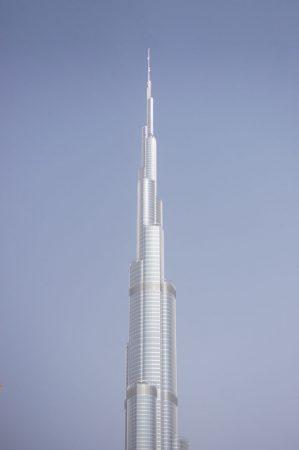 Burj Khalifa, Dubai, UAE. 24.07.2019