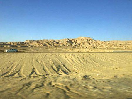 Синайский полуостров, Египет