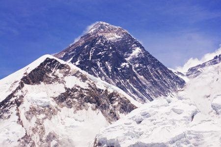 Mount Everest, Nepal. 29.05.2019