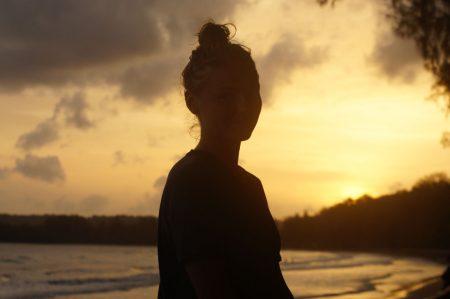 Sunset in Ao Nang, Krabi, Thiland. 20.07.2018
