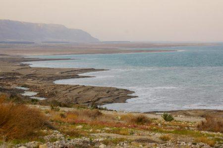 Dead sea, Israel. 24.02.2020