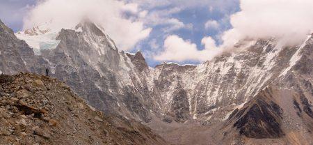 Everest base camp track, Nepal. 29.05.2019