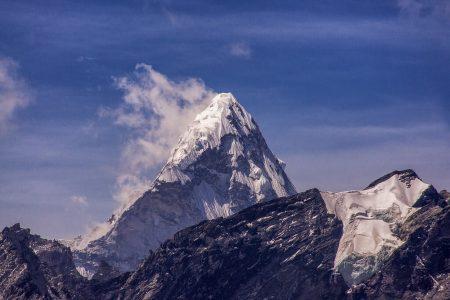 Everest base camp track, Nepal. 29.05.2019 6