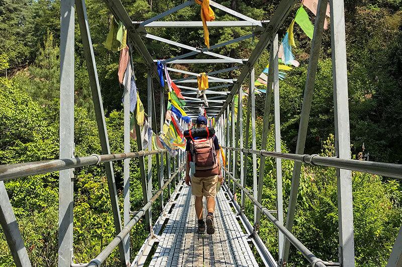Сборы в поход в базовый лагерь Эвереста