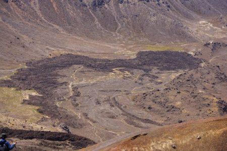 Лавовое поле Тонгариро