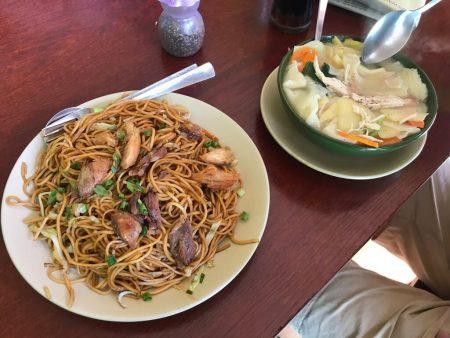 Блюда Непала