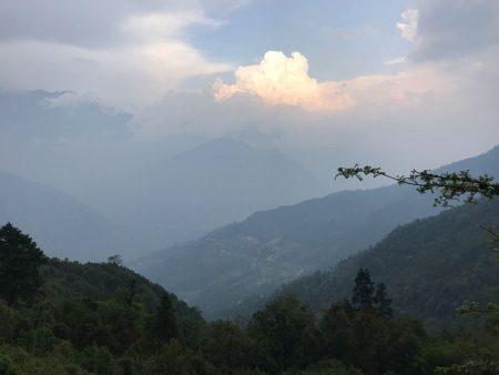 Непал, погода в горах