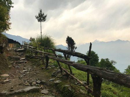 Тропа до базового лагеря Эвереста