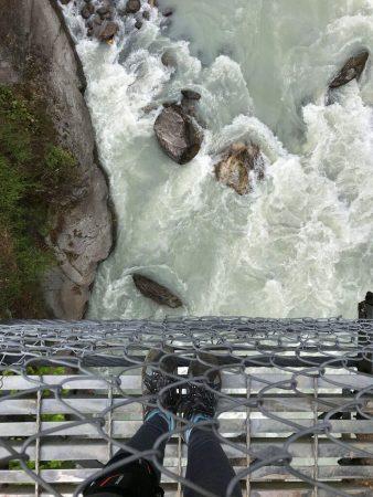 Горная река, Непал