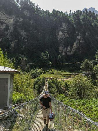 Трекинг в Гималаях