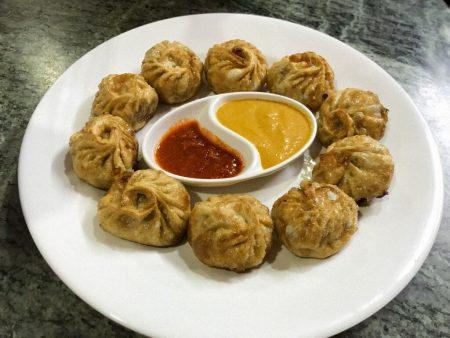 Блюда Непала. Мо-мо