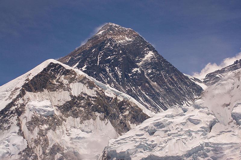 Эверест, вид с горы Калапатар