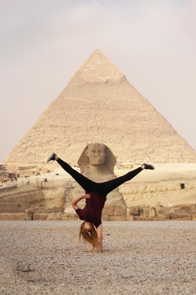 Giza, Egypt. 05.02.2020