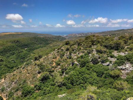 Национальный парк Кармель