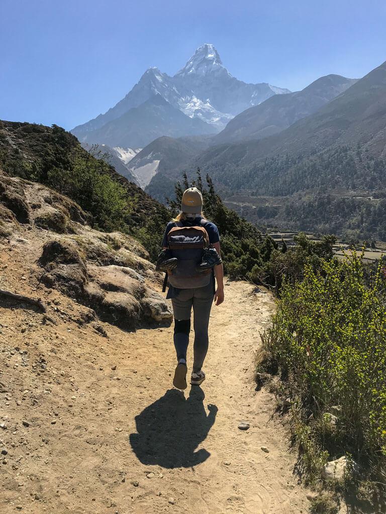 Пангбоче, Непал