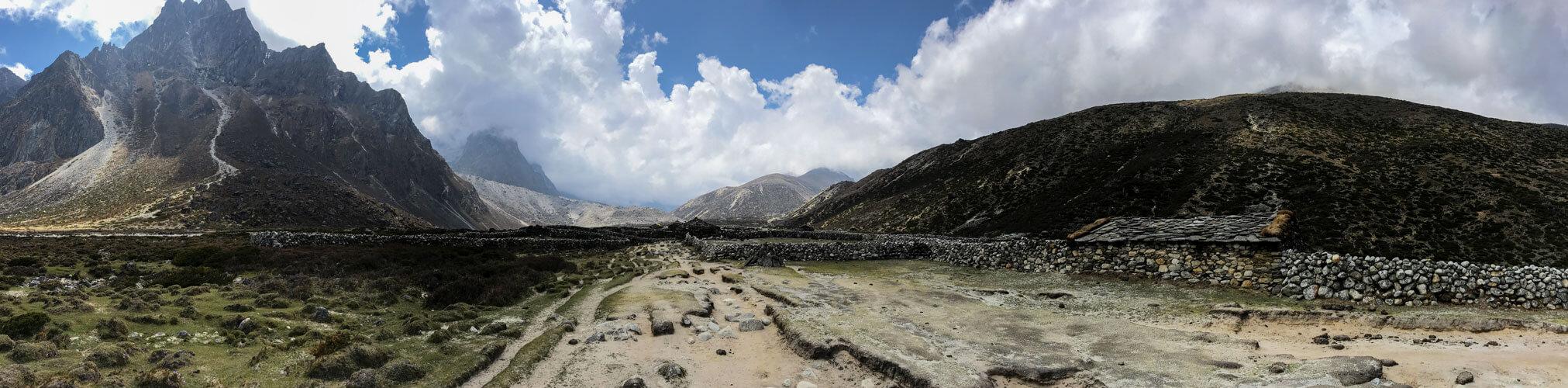 Периче, Непал
