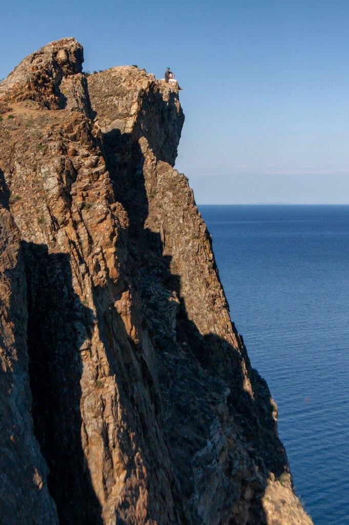 Olkhon island, Baikal, Russia. 27.08.2016