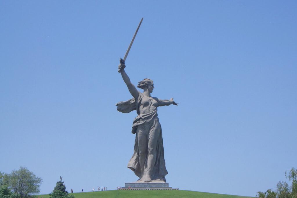 Volgograd, Russia. 28.05.2015