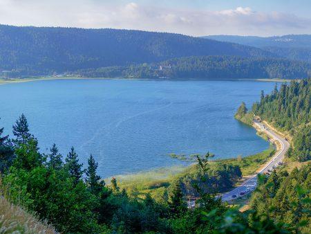 Озеро Абанте, Турция