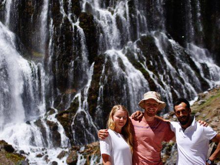 Водопад Капузбаши, Турция