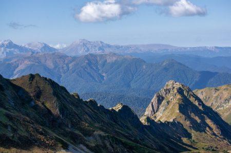 В поход на гору Ачишхо
