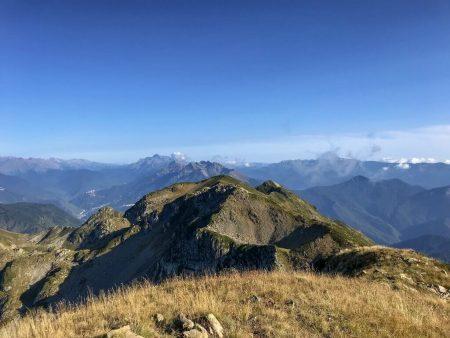 Кавказский хребет