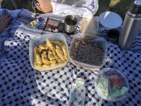 Пикник на Ачишхо