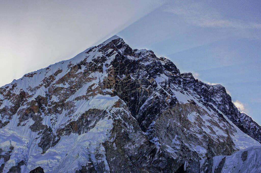 Рассвет в Лобуче, Непал