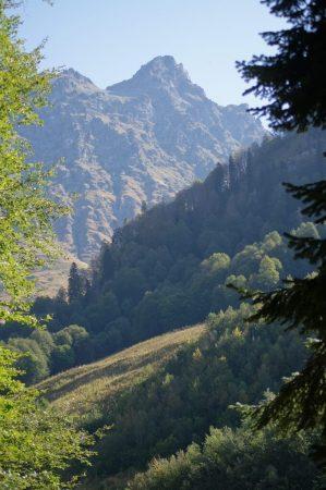 Долина реки Ауадхара, Абхазия