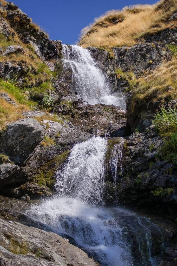 Аджарские водопады, Абхазия